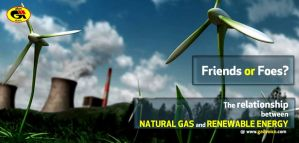 renewable energy, natural gas