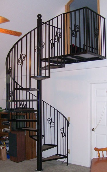 Spiral Stairs Furniture  Miscellany  Metal fabrication