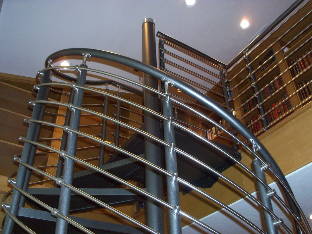 Spiral Stairs Furniture Amp Miscellany Metal Fabrication