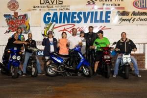 January 18, 2020 Bracket Race Pro Bike Winner Dwayne Leachman