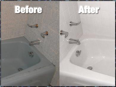 Bathtub Refinishing and Bathtub Resurfacing