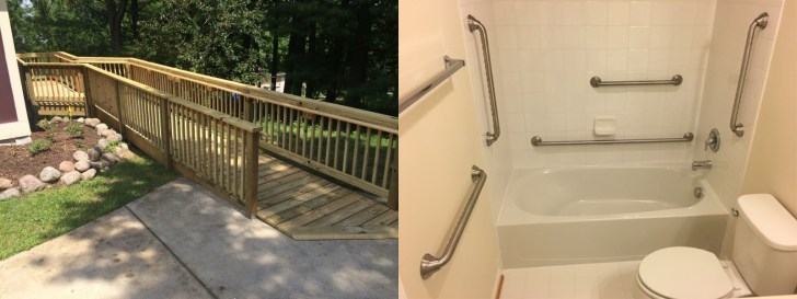 Handicap Home Modifications