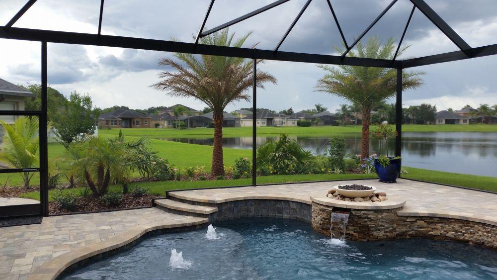 Swimming Pool Screen Enclosures Gainesville Florida