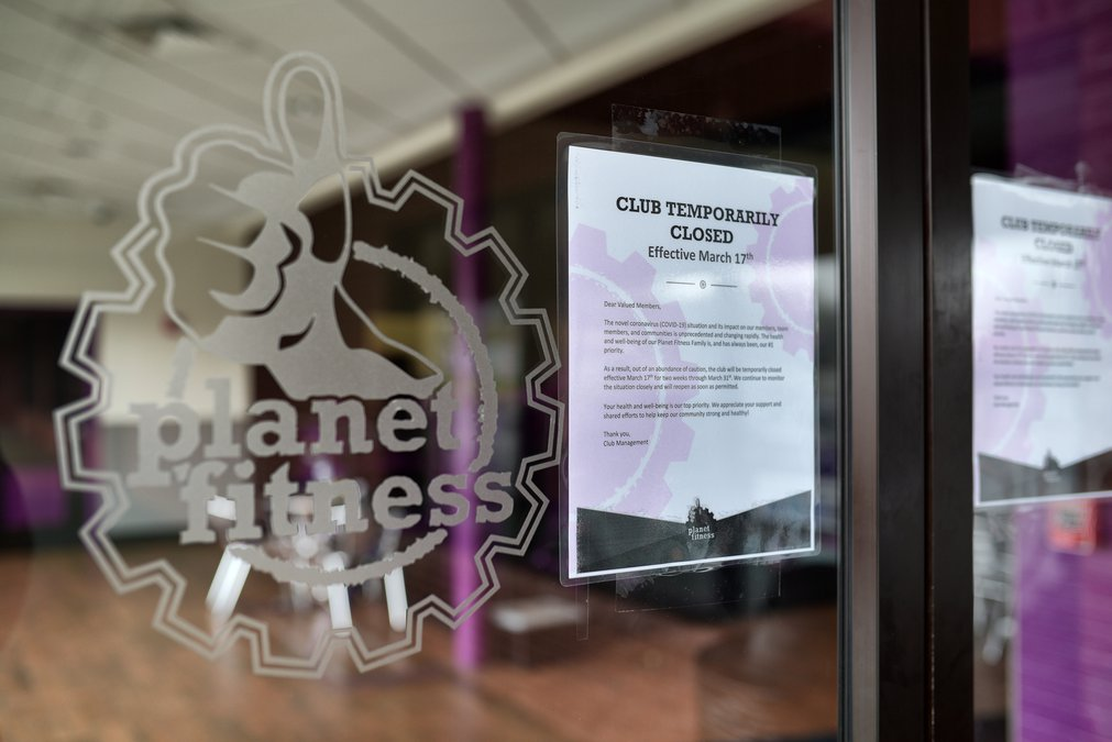 Working Out While Social Distancing Planet Fitness Moving Classes To Facebook Gainesville Times
