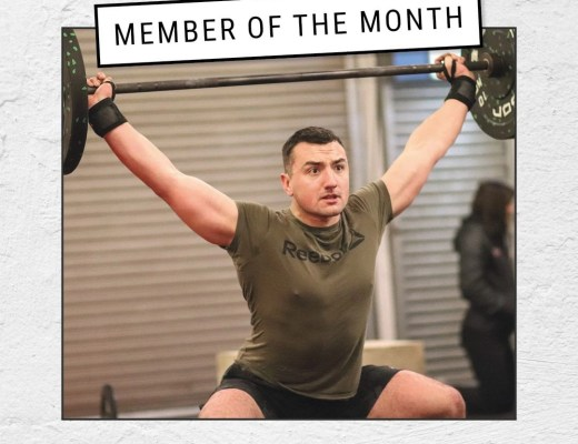 February Member Of The Month Gain Fitness Norwich