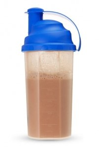 whey protein weight gain