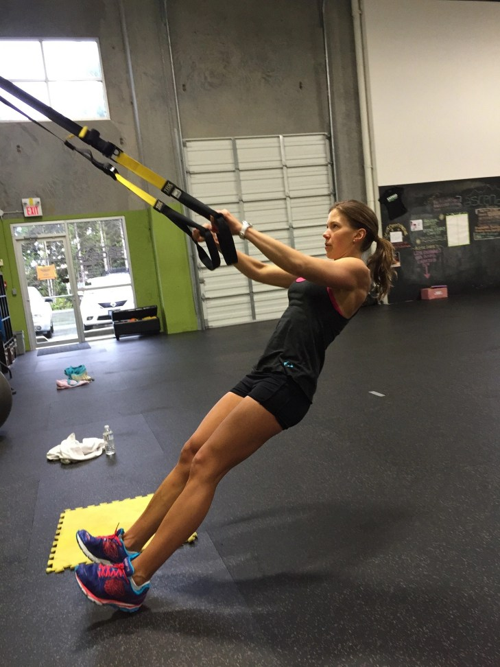 trx exercise for bicep