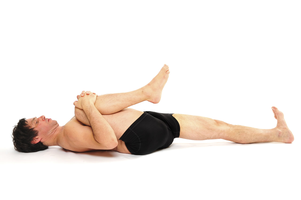 Pavanamuktasana Wind Relieving Pose Yoga For Weight Gain