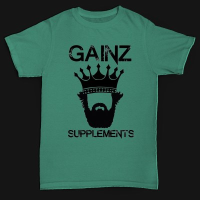 Gainz_Green_Shirt