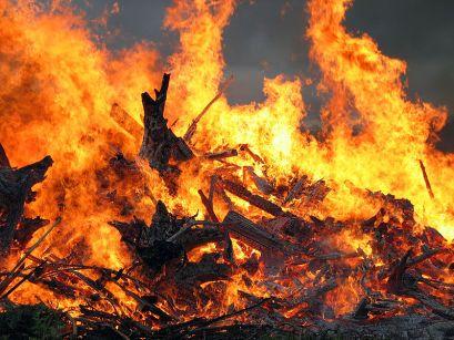 Barrer le feu, couper le feu