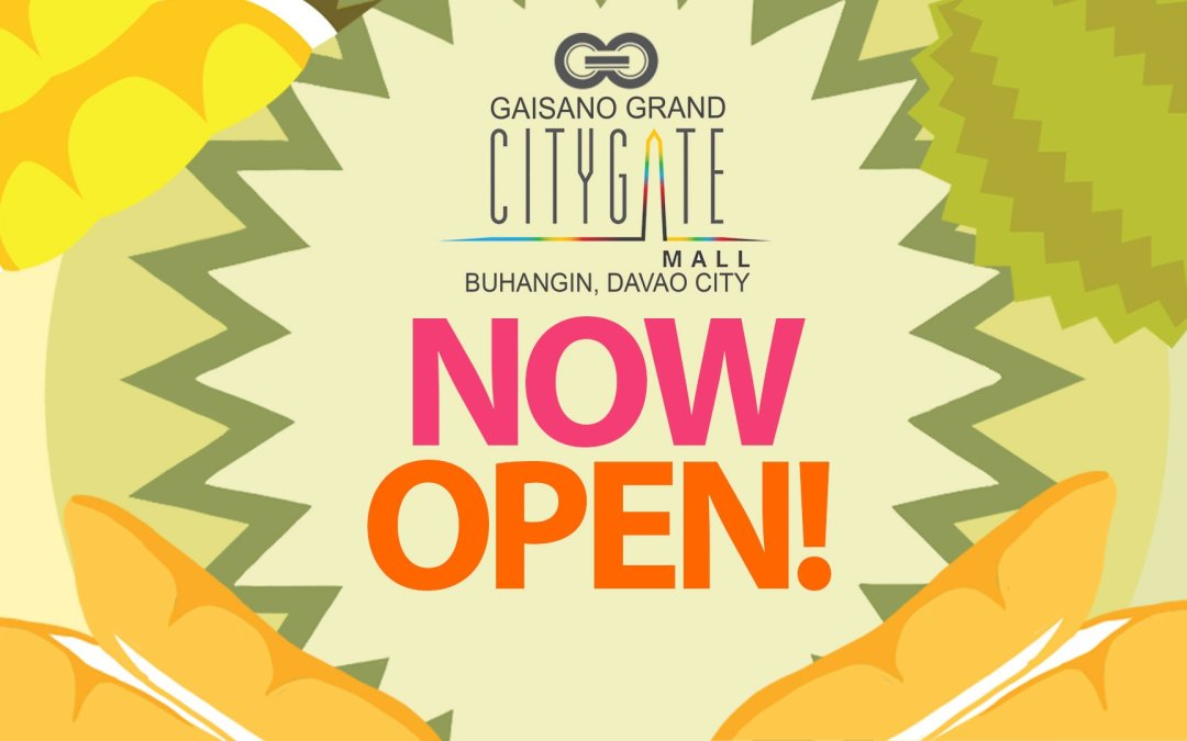 Gaisano Grand Malls – Gaisano Grand CityGate Mall