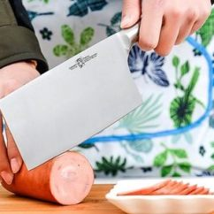 Utility Kitchen Knife Countertop Resurfacing 老爹菜刀 老爹菜刀品牌 图片 价格 Q友网 Span Class H 老爹 不锈钢多功能厨房