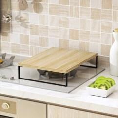 Kitchen Table Base Electronic Scale 厨房锅垫板 厨房锅垫板价格 图片 锅气盖架子的放家用支厨房桌子电磁炉垫板底座气灶上燃煤隔7