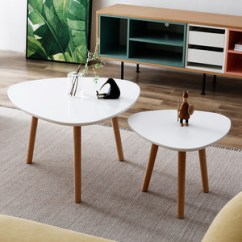 White Round Kitchen Table Commercial Flooring 圆形白色小桌子价格 最新圆形白色小桌子价格 批发报价 Q友网 茶几北欧日式小户型圆形简约咖啡桌实木创意茶 Span