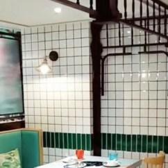 Kitchen Matt Roller Island 全瓷小白砖100格子砖厨房亚光地砖卫生间300600瓷砖餐厅厕所墙砖 Q友网 Span Class H 全瓷