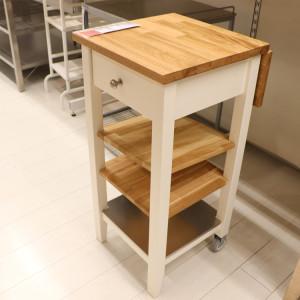 oak kitchen cart unique curtains 宜家斯坦托厨房推车 宜家斯坦托厨房推车品牌 图片 价格 q友网 10
