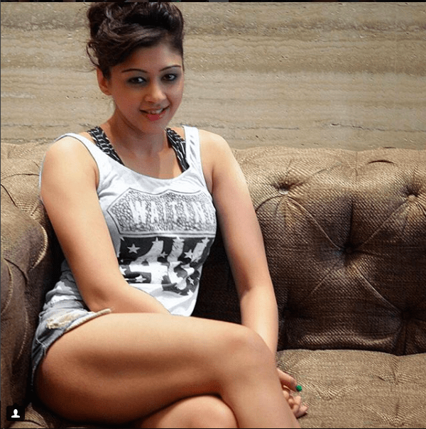 Sapna Vyas Patel Sexy Thighs