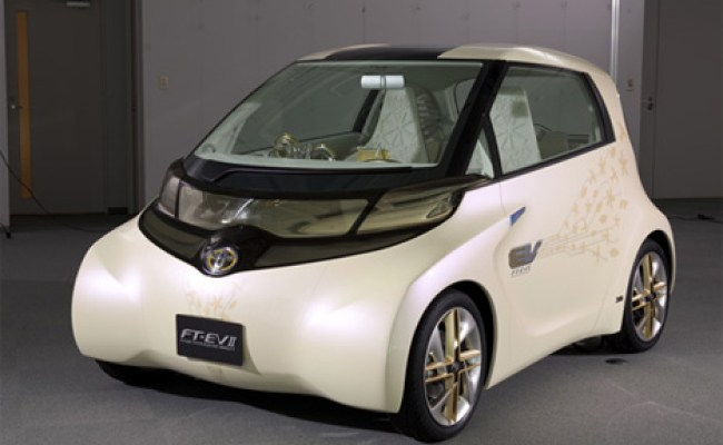 The Tiny Electric Car That Drives Like A Real Life Video