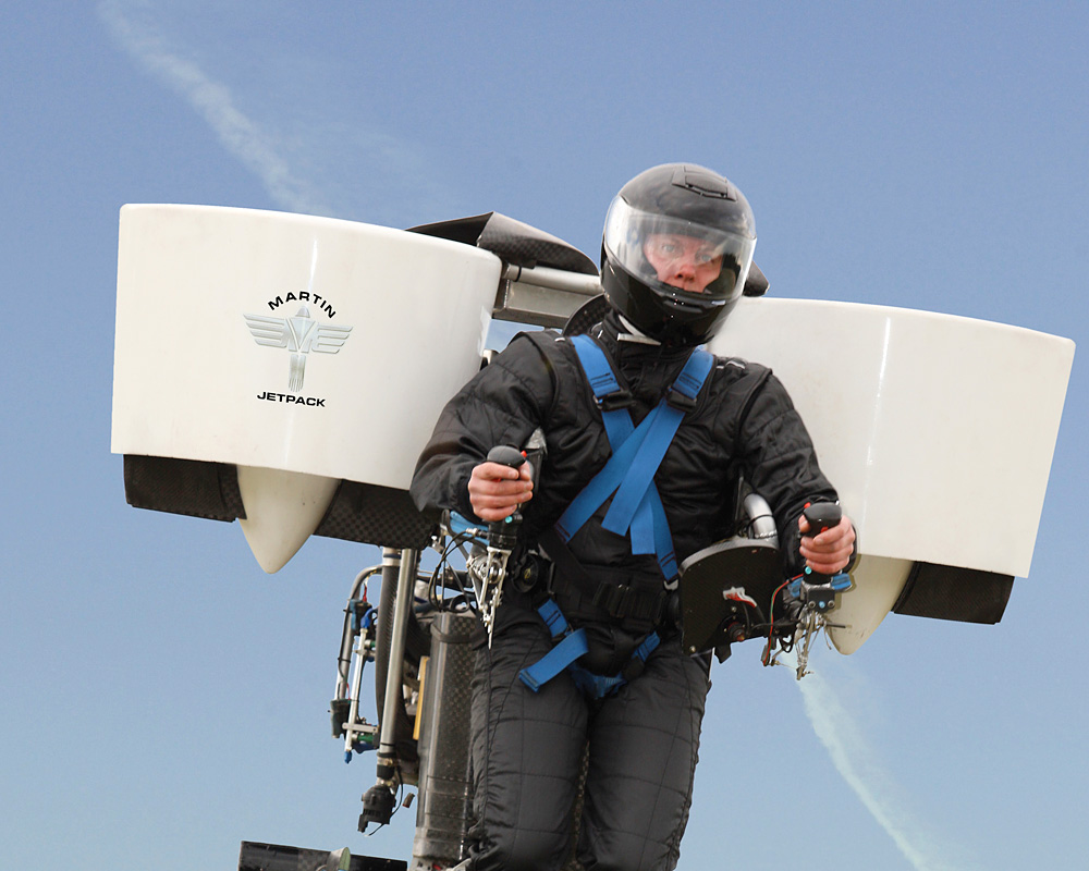 Fly 3.000 Feet High: $150.000 Personal Jetpack for Sale | Gadgets. Science & Technology