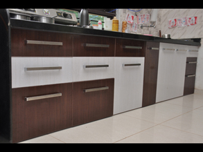 kitchen furniture rv cabinets modular pvc designer in ahmedabad kaka sintex color combination