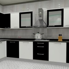 Furniture For Kitchen Prep Table Regular Pvc Kaka Sintex