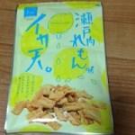 イカ天瀬戸内レモン味を横須賀PAで発見!でも横取りされちゃった!