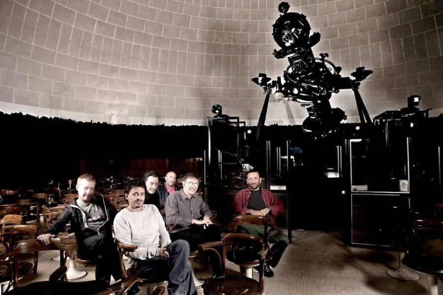 """Spettacolo """"Planetario"""" musica per conferenze spaziali"""