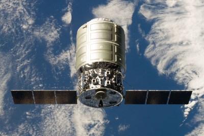 La capsula Cygnus