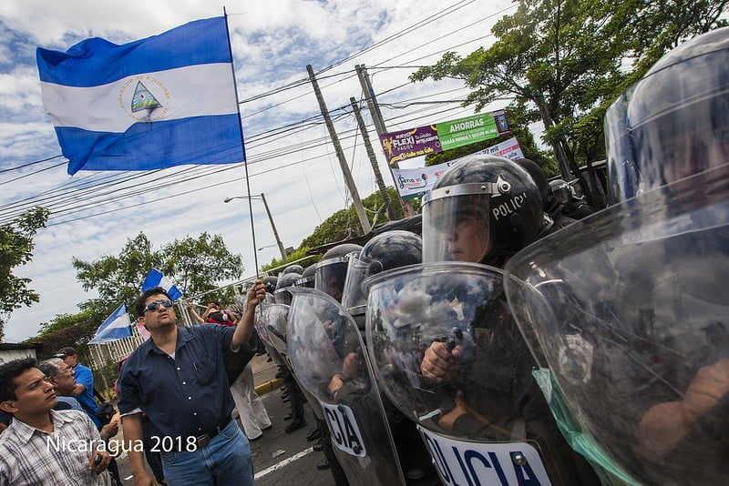 Photo:NICARAGUA-PROTEST By:Katie Simmons-Barth Photography