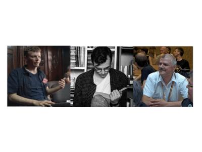 Alex Maniu, Cristi Vicol, Darius Hupov