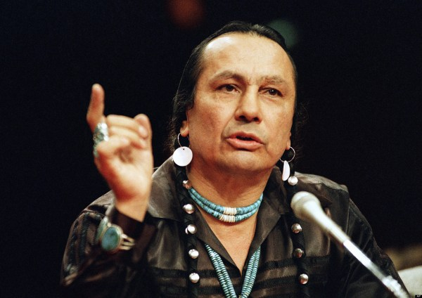 Russell Means American Reservation Prison