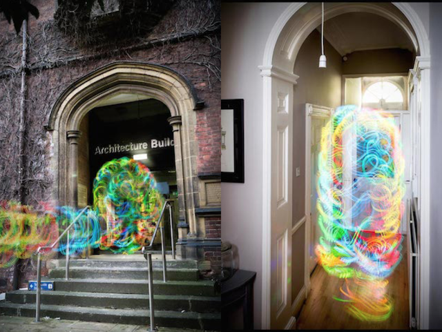 Electrifying Images Of WiFi Signals Show The Invisible World Of EMF Bombardment