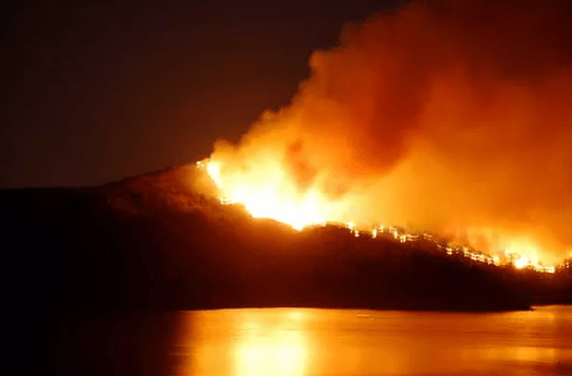 Massive Fire Reportedly Seen On Private Island Owned By Billionaire, And Sexual Predator, Jeffrey Epstein