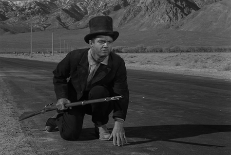 April 22, 1961] Out of time (Twilight Zone, Season 2, Eps