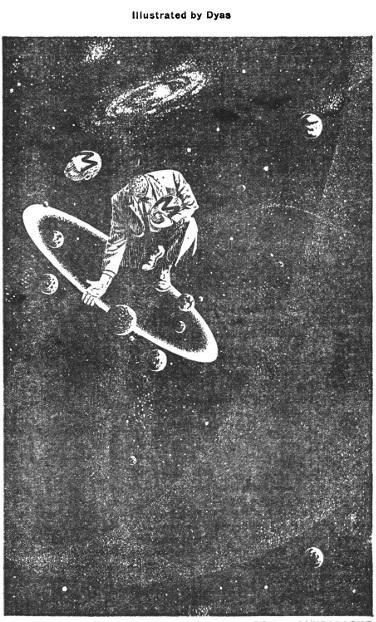 albert teichner Archives - Galactic Journey