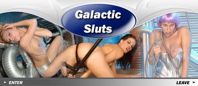 Horny Galactic Sluts