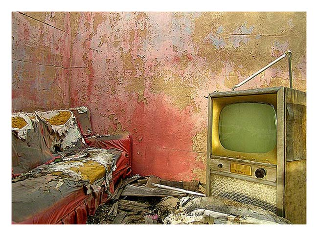 The TV room