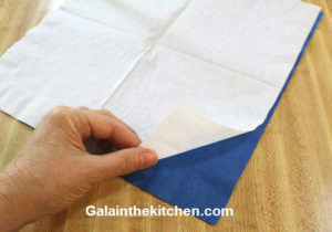 how to fold paper