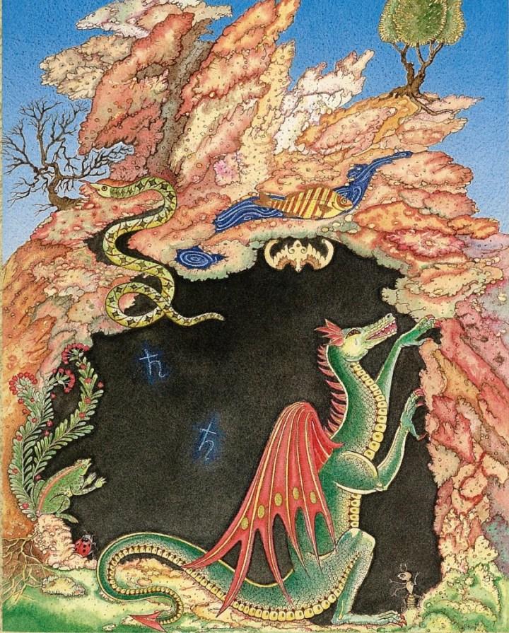 Rényi Krisztina illusztrációja