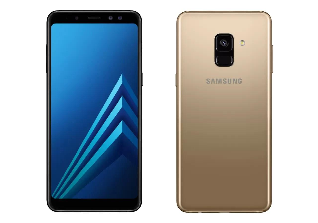 Samsung Galaxy A8 2018 i Galaxy A8+ 2018 - oficjalna premiera