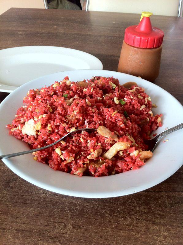 Resep Nasi Goreng Merah : resep, goreng, merah, Resep, Goreng, Merah, Makassar, Galampang