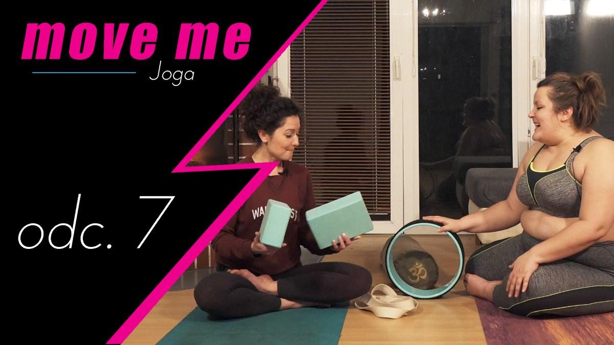 #MoveMeJoga – Odc. 7 Ulżyj sobie! Na ratunek plecomminuta czytania