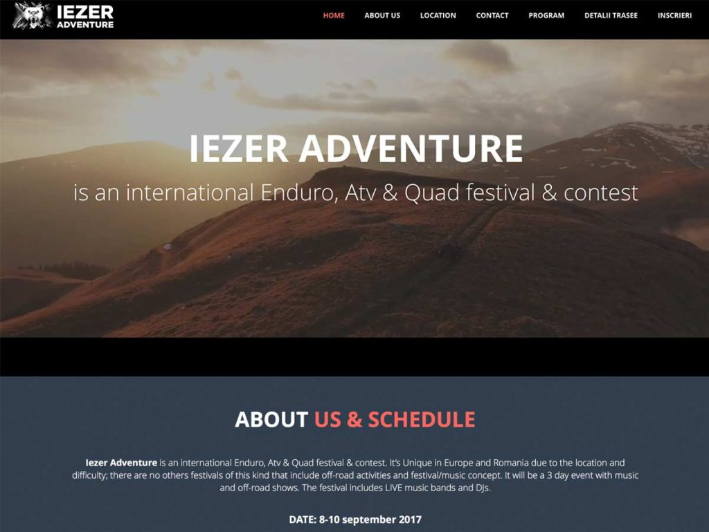 Iezer Adventure