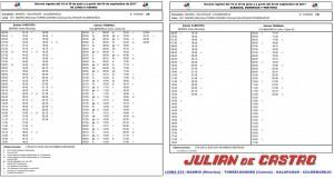 nuevos-horarios-linea-631-julian-de-castro-19-6-2017