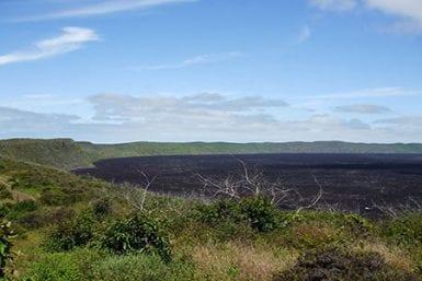 Galapagos Sierra Negra