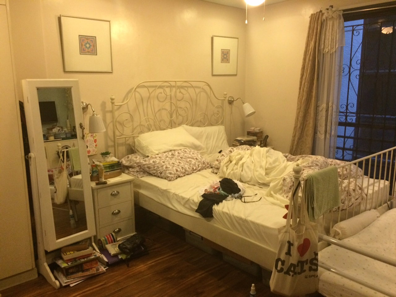 Monday morning how to Clean up a messy room  Gal at Home
