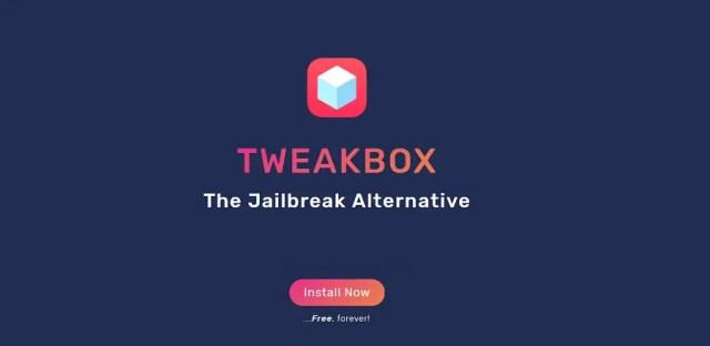 Télécharger Et Installer TweakBox Pour iOS et Android