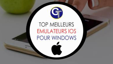 Photo of 10 Meilleurs émulateurs iOS 2021 pour Windows