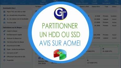 Photo of Avis Sur AOMEI Partition Assistant Pour Gérer Les Partitions De Disques Durs Sous Windows