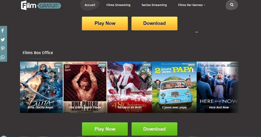 Top 7+ Sites De Streaming Gratuit 2019 Inédits Et Inconnus Par Le Public